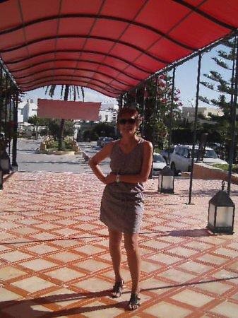 Carthage Thalasso : entrée de l'hotel