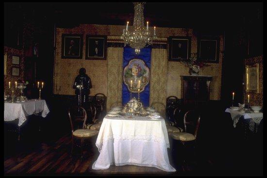 Museu Casa d'Areny-Plandolit: Imatge interior