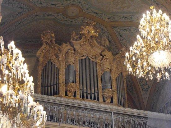 Basilica of Our Lady of Guanajuato: Organo