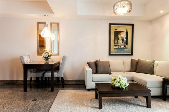 The Celadon bangkok: Living Room3