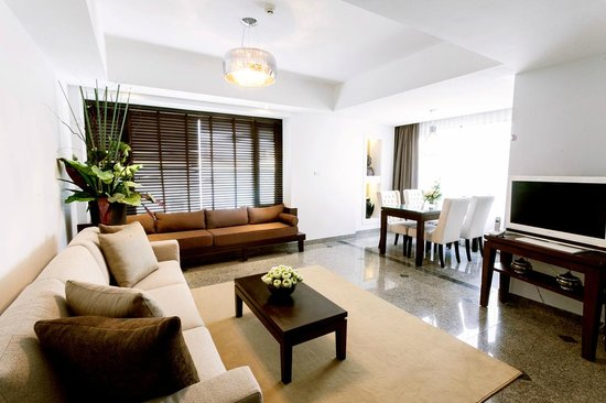 The Celadon bangkok: Living Room2