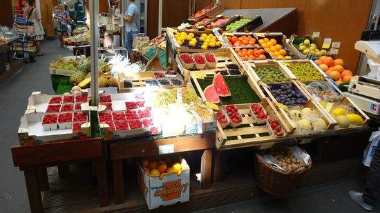 Stuttgart food Halle