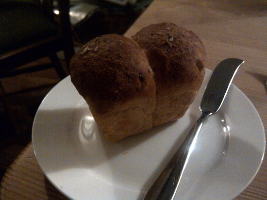 Star Inn: Tasty warm roll