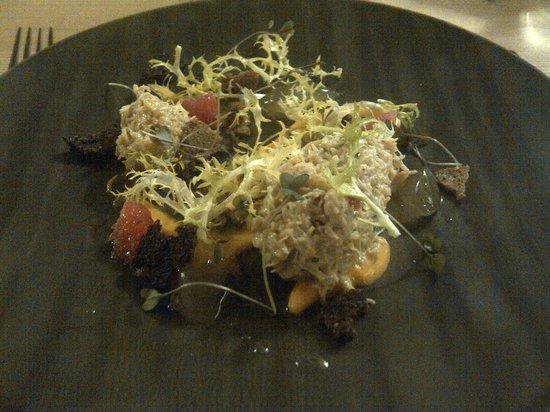 Star Inn: Crab Salad
