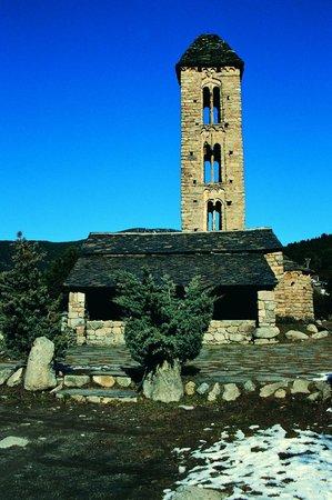 Iglesia de San Miquel d'Engolasters