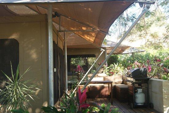 The Billi Resort: Eco Tent