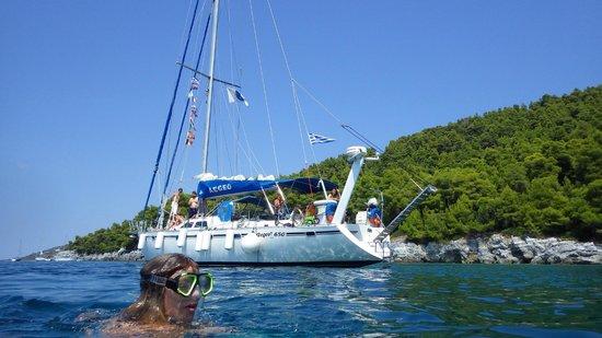 AEGEO Sailing Yacht: S/Y AEGEO