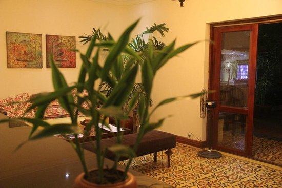 Jasmin Monument Hotel: lobby
