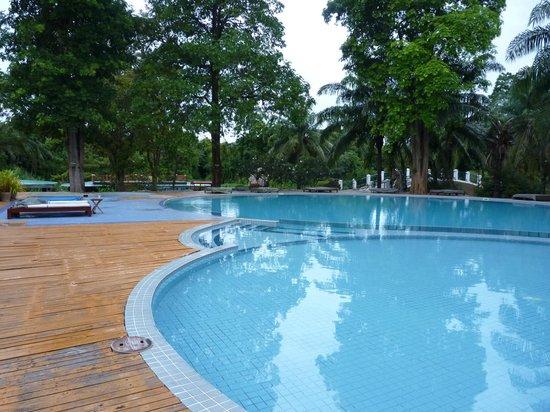 Piscine Picture Of Pung Waan Resort Spa Kwai Yai Kanchanaburi