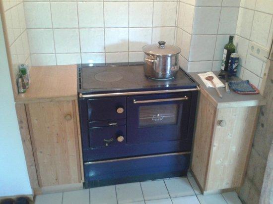 Bischofhütten: kochen