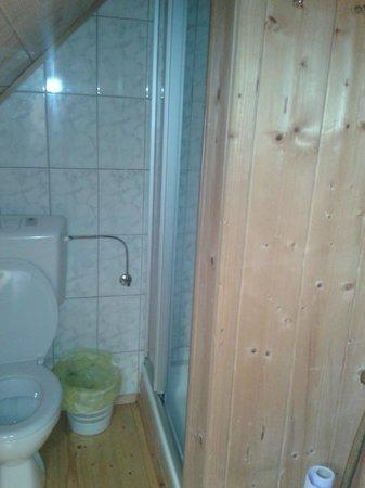 Bischofhütten: Toilette & Dusche