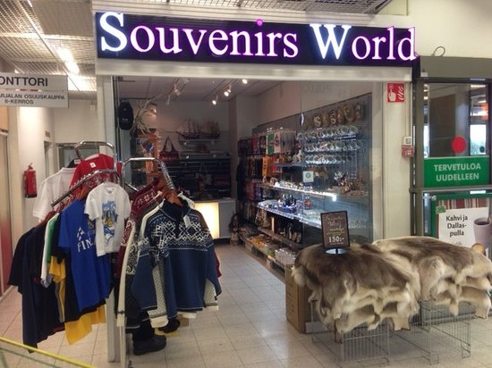Souvenirs World