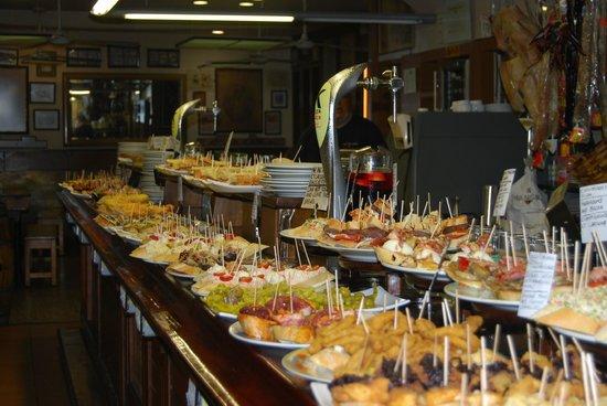 Restaurante aitona en san sebasti n - Restaurante kaskazuri san sebastian ...