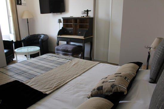 Grand Hotel Des Bains : Chambre