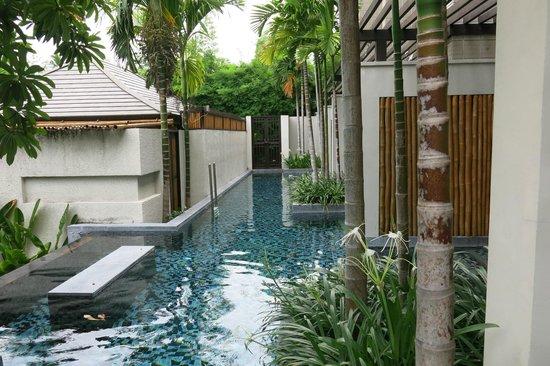 Sareeraya Villas & Suites: outside suite