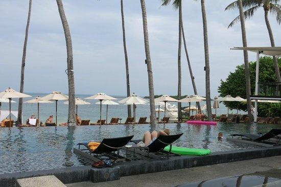 Sareeraya Villas & Suites: pool view