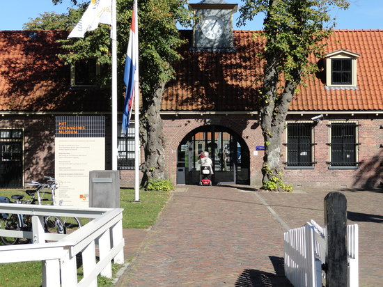 Gevangenisemuseum (The Prison Museum): Entrance