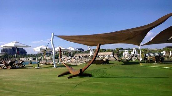 Sueno Hotels Golf Belek: The Pier