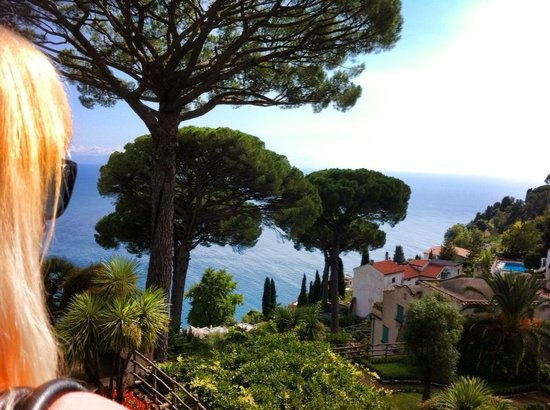 Drive through Paradise - Day Tours : View from Ravello