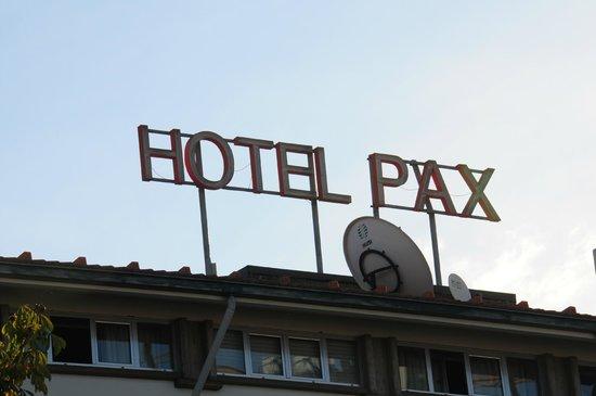 Consolata Hotel: ultima foto prima di partire...
