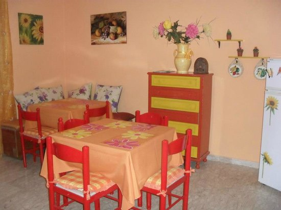 Bed and Breakfast Butterfly: Sala Colazione