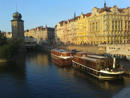 Botel matylda picture of botel matylda prague tripadvisor for Quirky hotels prague