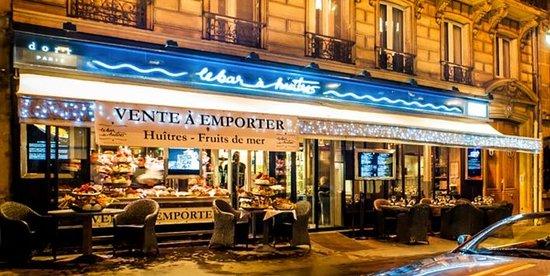 Le Bar A Huitres Ternes  Paris