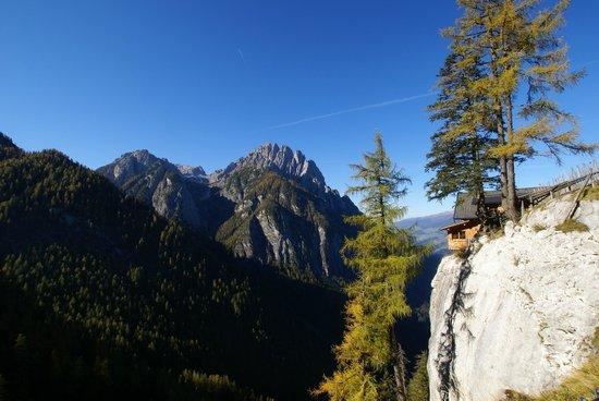 Grand Hotel Lienz: Herbst Lienzer Dolomiten