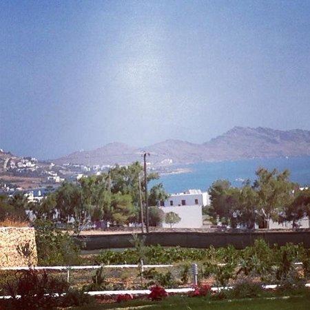 Blue Mare Villas: View from the villa
