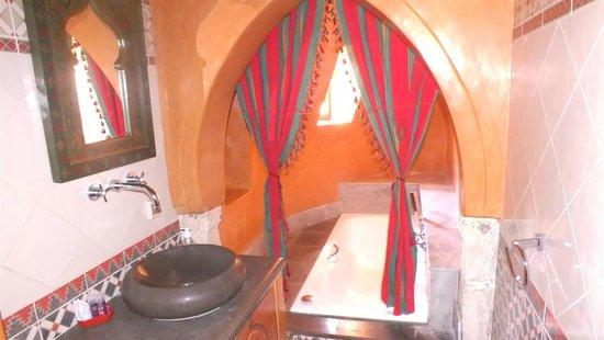 Maison Leila : Salle de bain