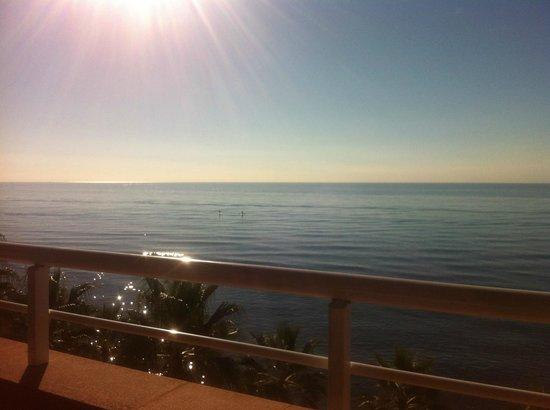 Sunway Playa Golf Hotel & Spa Sitges: Blick vom Balkon