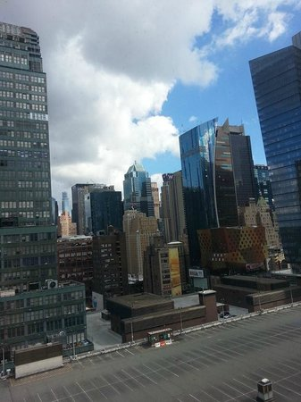 Fairfield Inn & Suites New York Manhattan/Times Square : view from the room