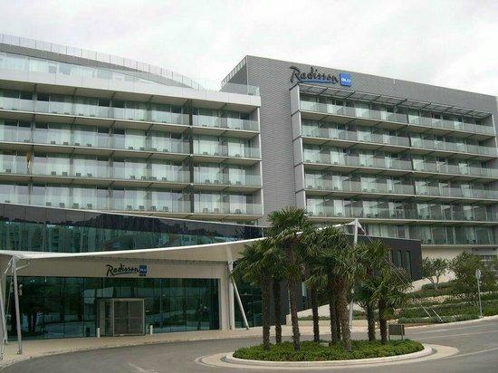 Radisson Blu Resort Split: Aussenansicht