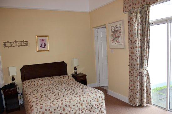 Belvedere Lodge : letto