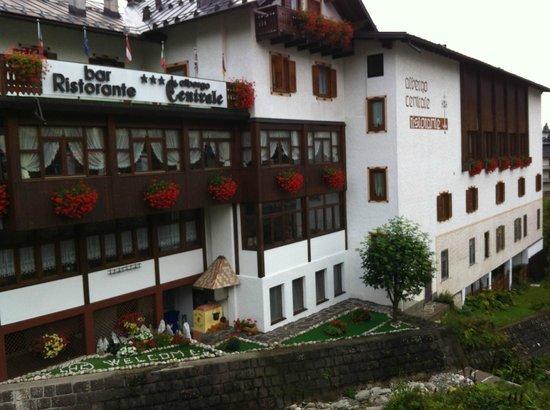 Hotel Centrale: Albergo centrale san martino