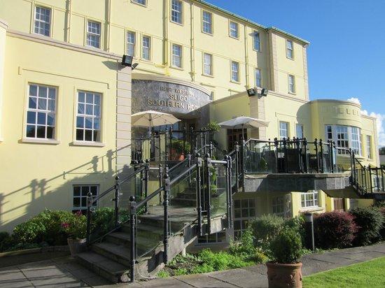 Sligo Southern Hotel: esterno