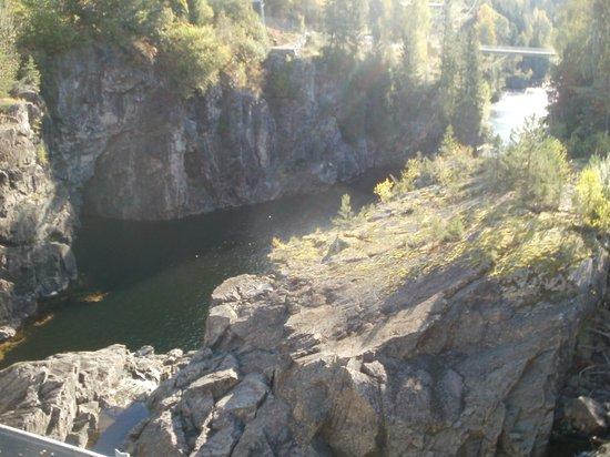 The Telemark Canal: Het kanaal