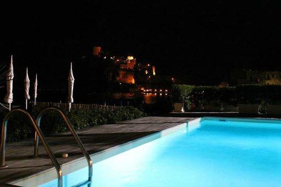 Miramare e Castello Hotel: Piscina esterna