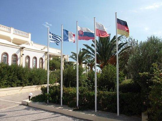 smartline Arion Palace : arion palace entrée