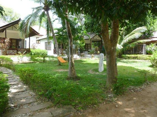 The Cottage Samui : Jardin