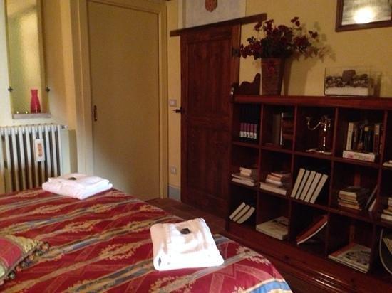 La Citta Ideale Suites: camera
