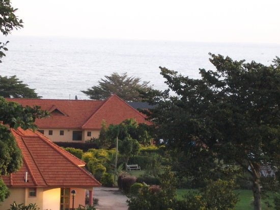 Peniel Beach Hotel: Enjoy the cool breeze of the Lake Victoria