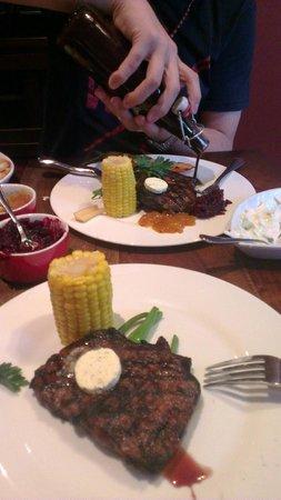Sinclair's Steakhouse: Steakhouse