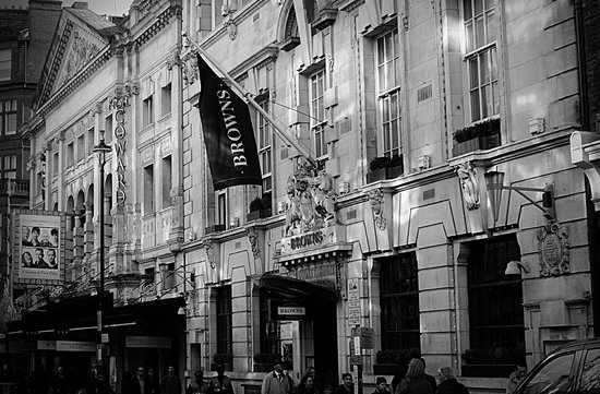 Browns Brasserie & Bar Covent Garden