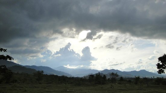 Pailin Province, Campuchia: open sky of Pailin