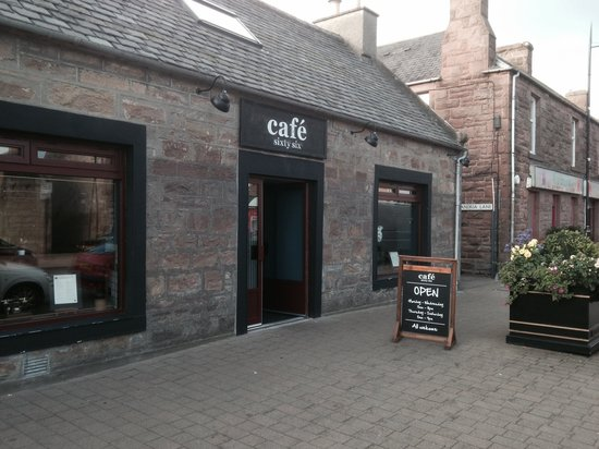 Cafe Sixty Six: a warm welcome awaits