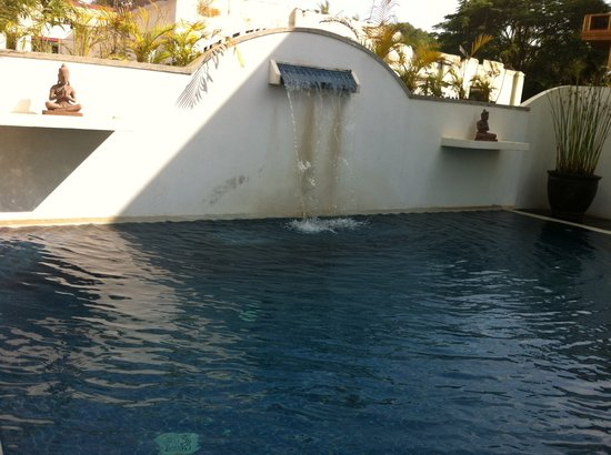 Passaggio Boutique Hotel: Small but effective pool