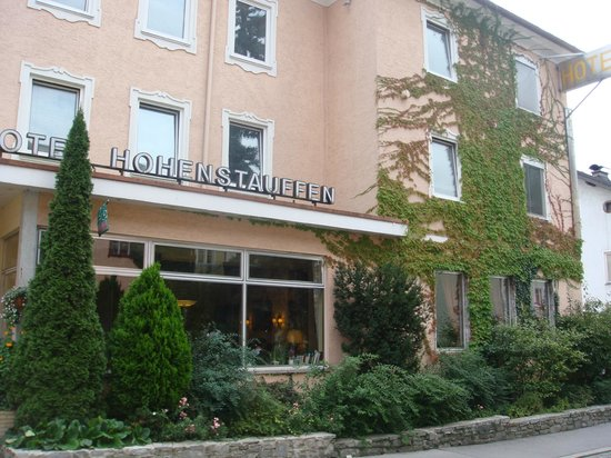 Hohenstauffen Hotel : relaxing hotel with great staff
