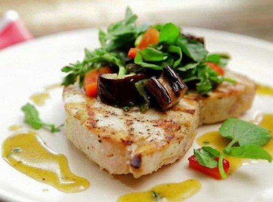 Swordfish Cafe: Juicy Swordfish Steak