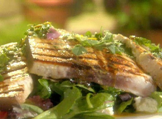 Swordfish Cafe: Fresh Grilled Fish